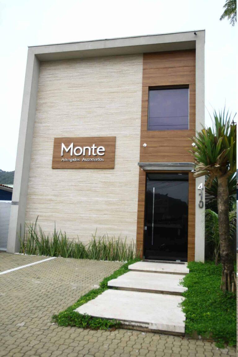 Imagem da fachada do escritório